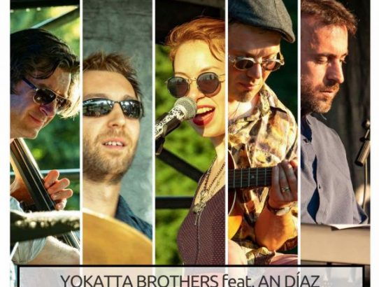 Arras' blue skies-EP-Yokatta Brothers feat. An Diaz
