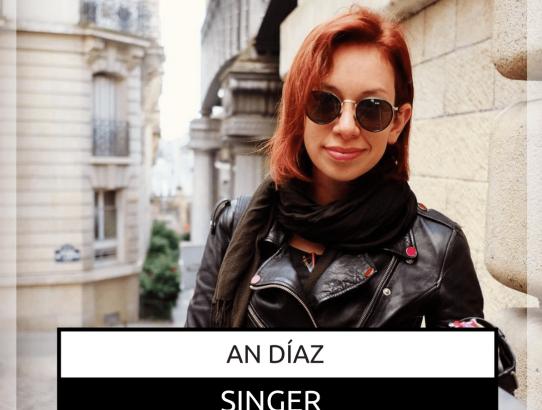 "Bientôt ""Alana"", le nouvel album d'An Diaz (feat. Yokatta Brothers)"