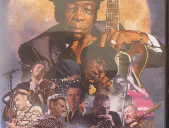 DVD John Lee Hooker Birthday Tribute